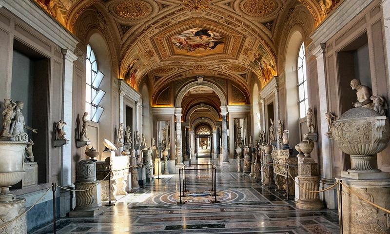 Музей Ватикана в Риме