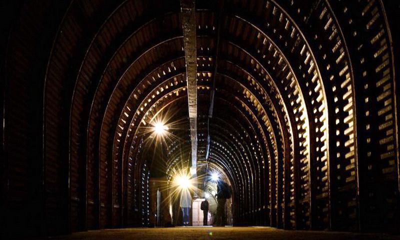 Секретные проходы и туннели древних сооружений