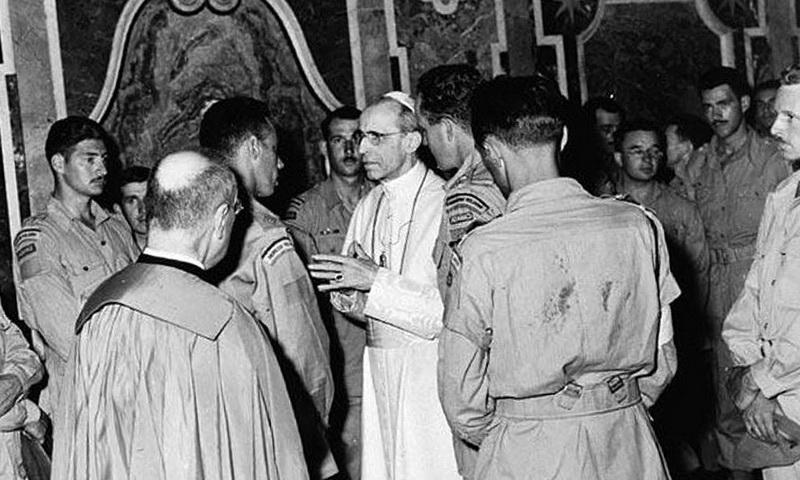 Ватикан раскрывает подробности о папе Пие XII