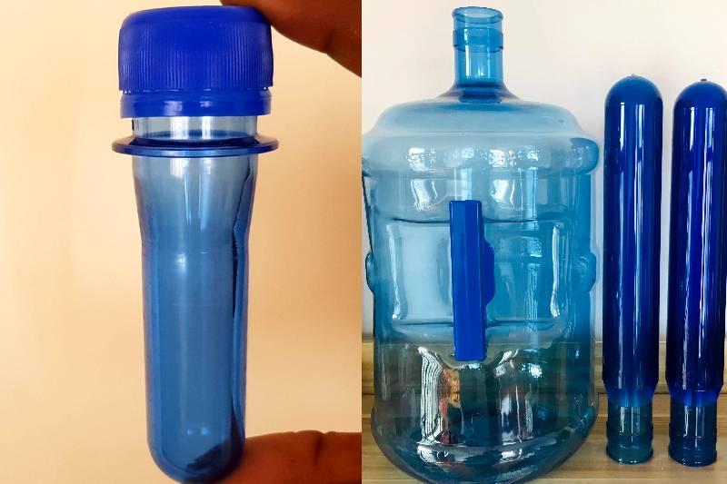 заготовка для пластиковой бутылки