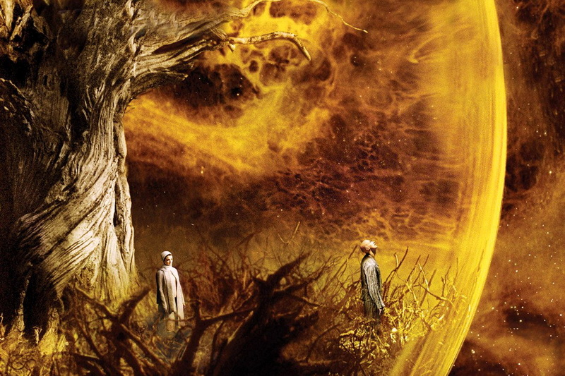 Кадр из фильма Фонтан