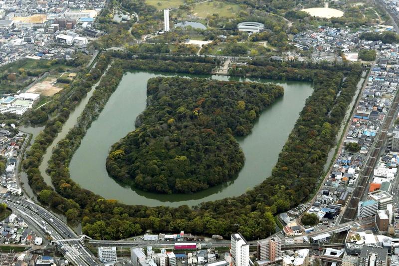 Фуруити Кофун в Японии
