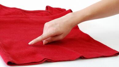 5 способов удаления жирных пятен с одежды