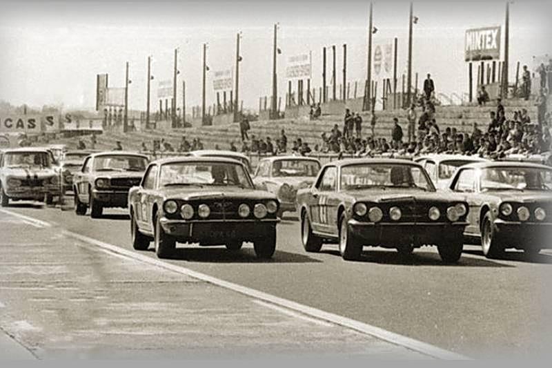 Тур де Франс, Мустанг 1964