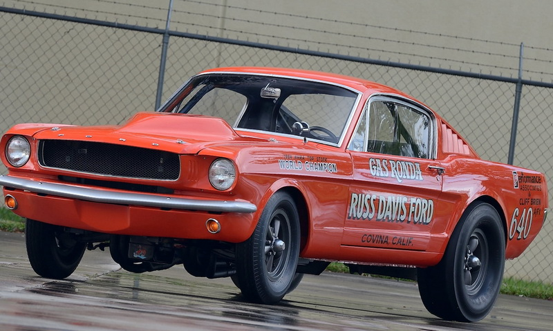 Ford Mustang A FX