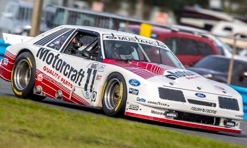 IMSA GTO Mustang 1986