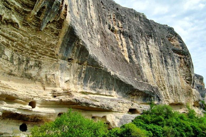 Пещерный город Качи-Кальон Крым