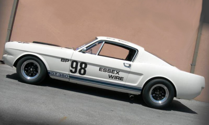 Shelby Mustang GT350R 1965