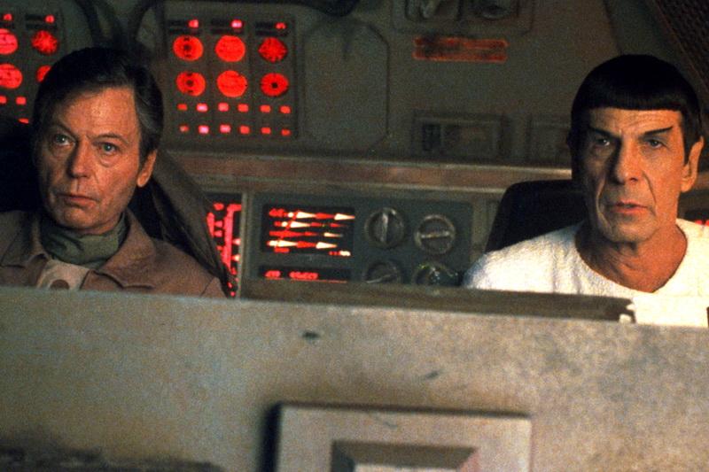 Кадр из фильма Звездный путь IV: Дорога домой