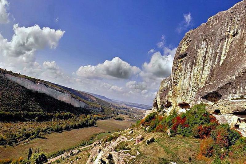 Качинская долина Крым