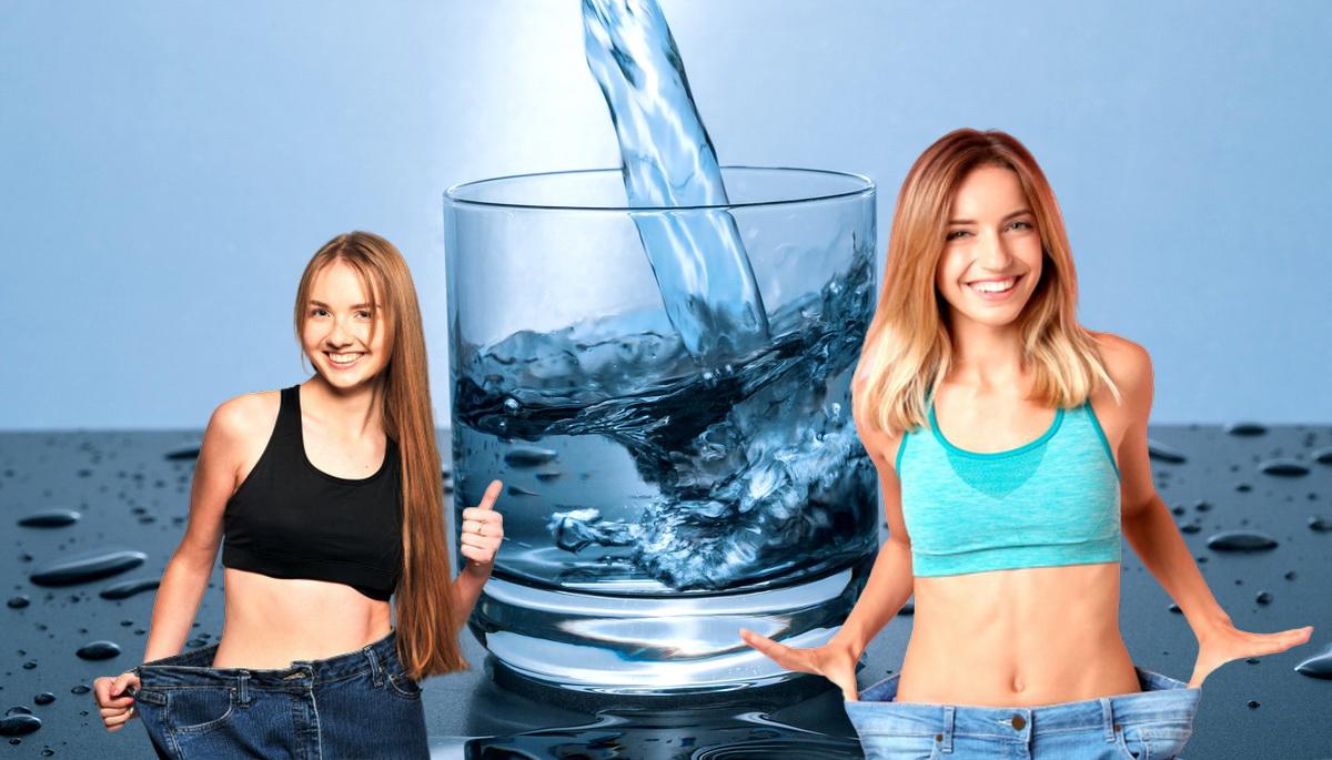 Сколько воды надо пить, чтобы похудеть