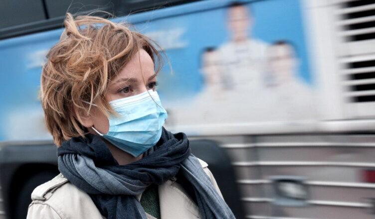 Защитная маска для лица