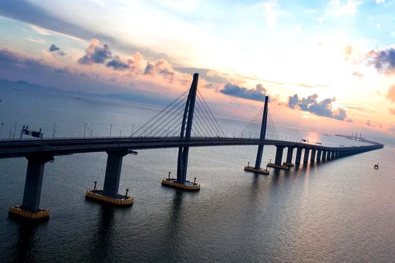 Мост Гонконг — Чжухай — Макао