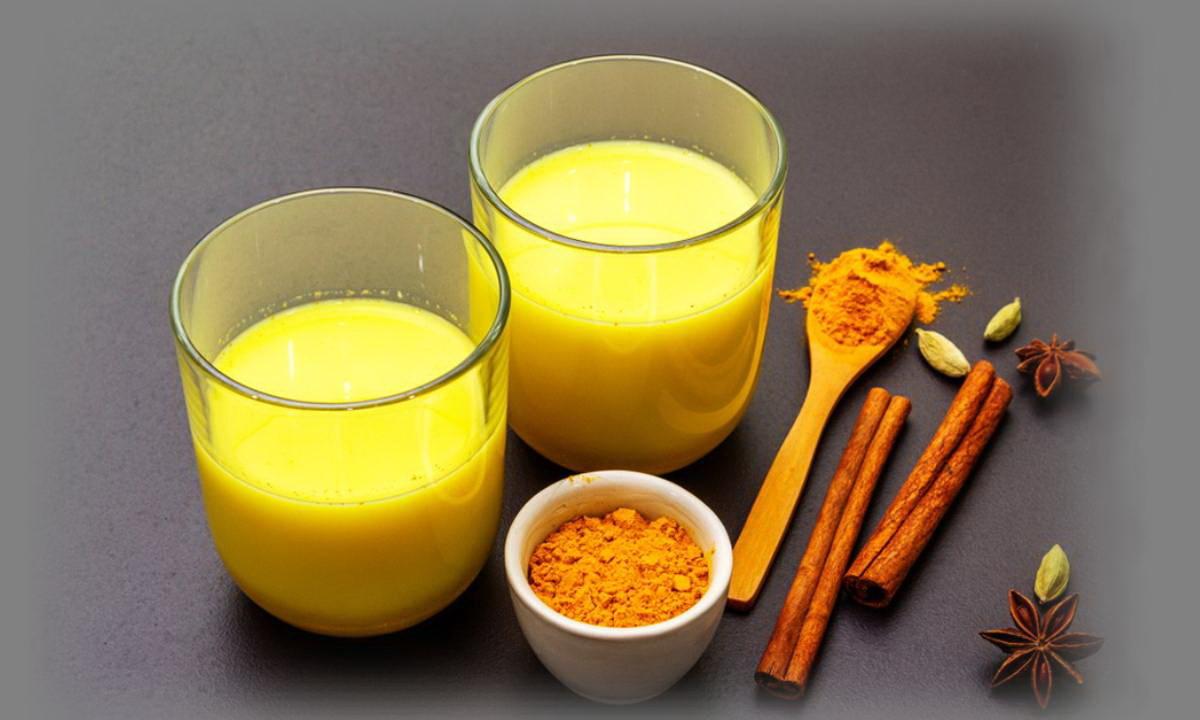 Золотое молоко: как приготовить и полезные свойства