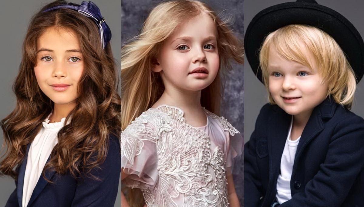 Дети российских звезд, которых считают самыми красивыми