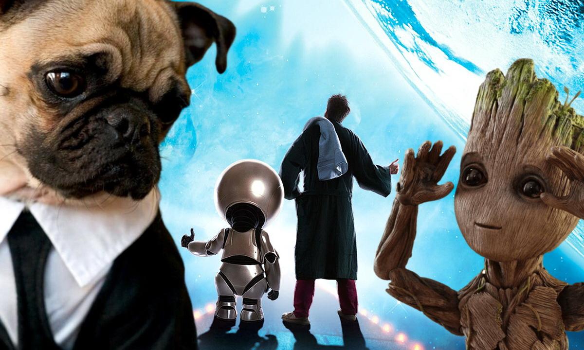 Самые привлекательные инопланетяне из мира кино