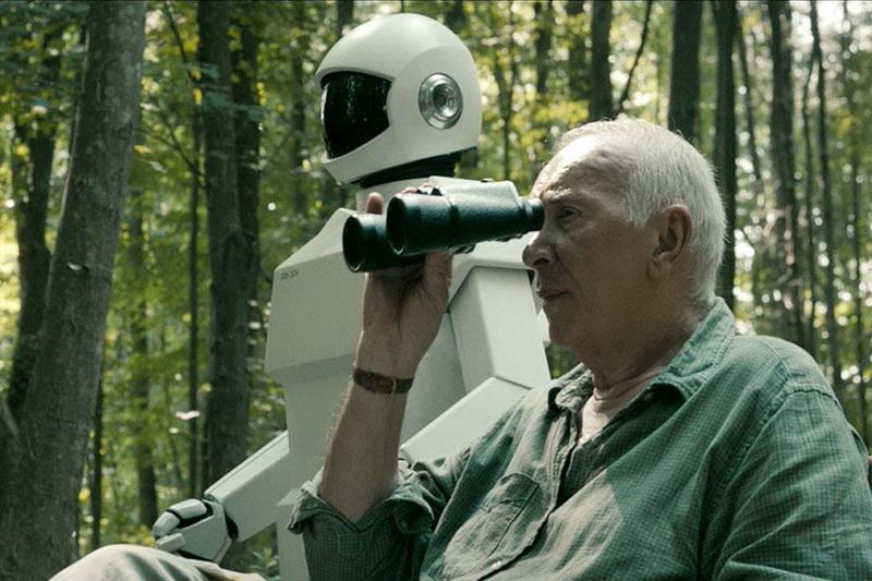 Кадр из фильма Робот и Фрэнк 2012