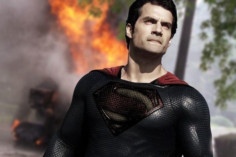 Генри Кавилл Супермен