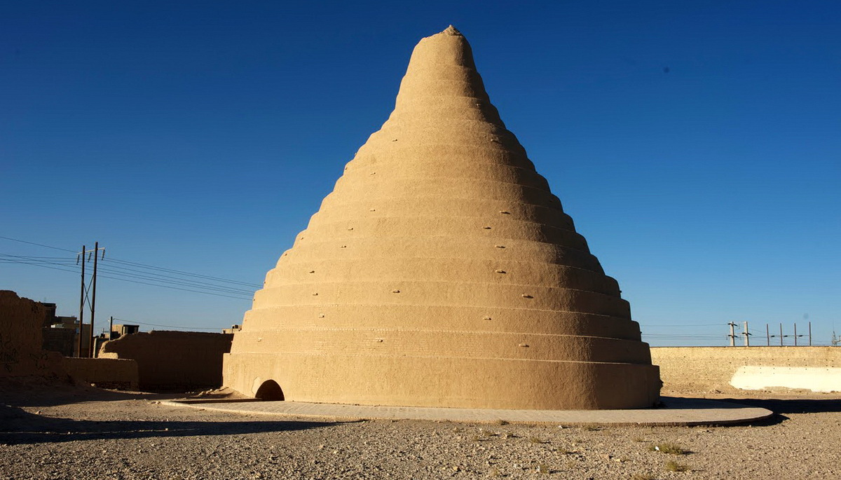 Яхчал — древний персидский холодильник
