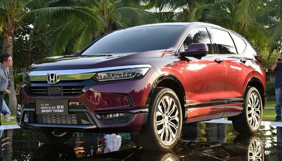 Новый Honda Breeze обогнал по продажам всех конкурентов