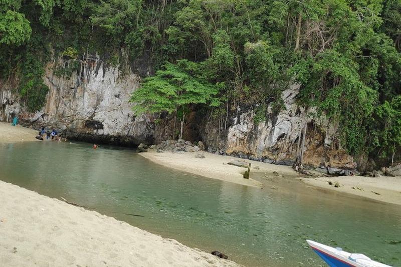 Река Тамбораси в Индонезии