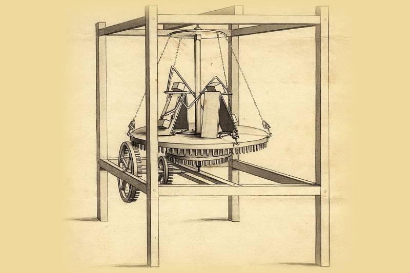 Вечный двигатель Редхеффера