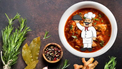 супы по-грузински