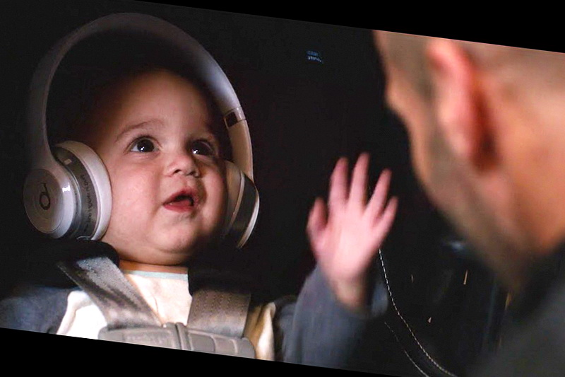 Ребенок из фильма Форсаж 8