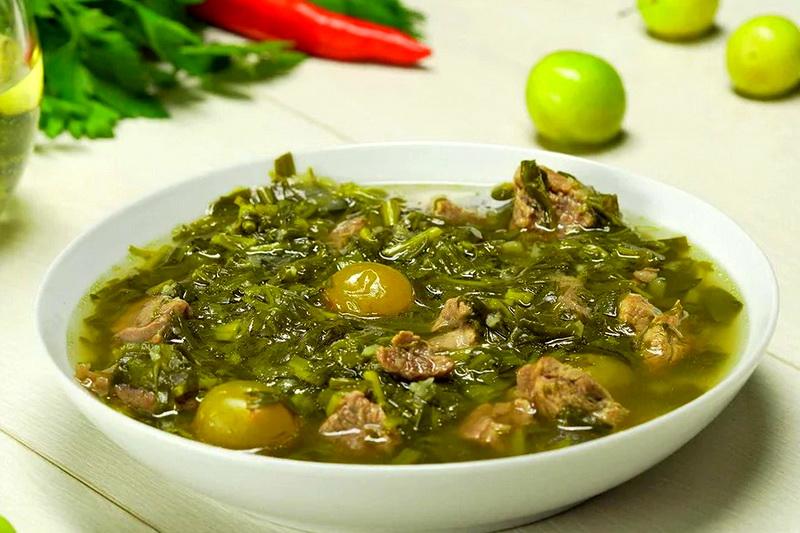 грузинский суп чакапули