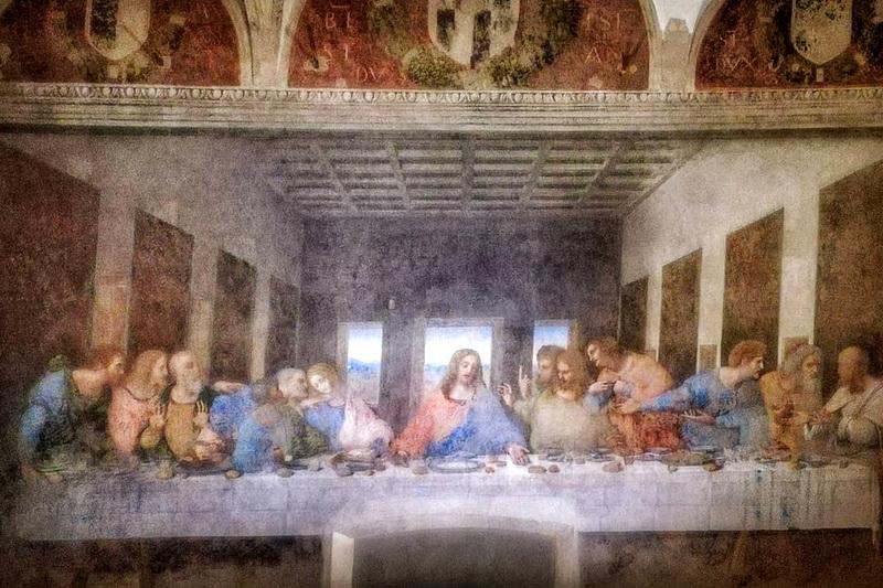 Тайная вечеря в Милане