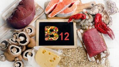 Польза и симтомы нехватки витамина В12