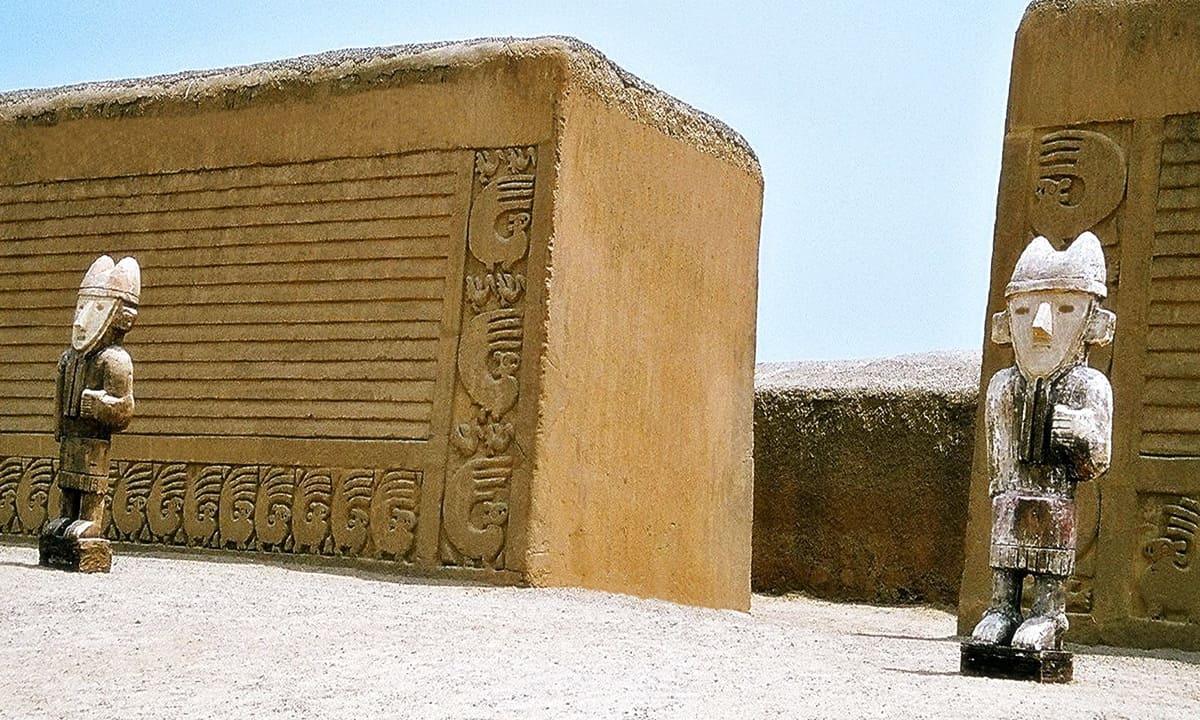Чан-Чан — руины древнего города в Перу