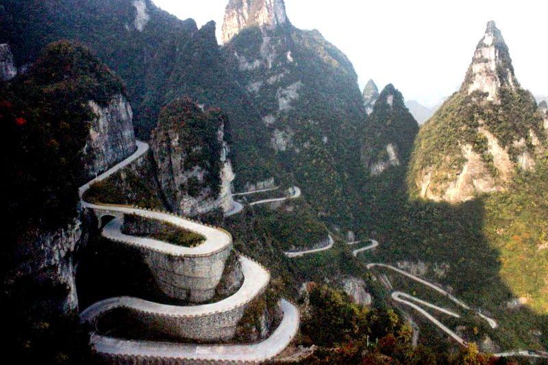 Дорога Тяньмэнь
