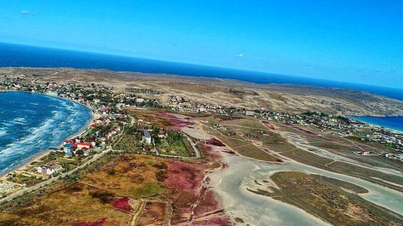 Мыс Казантип — отдых в заповедных местах Крыма