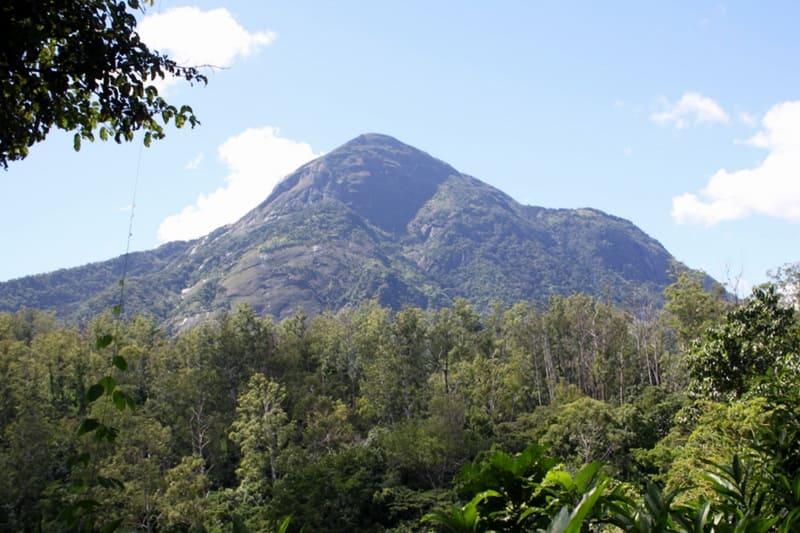Гора Мабу