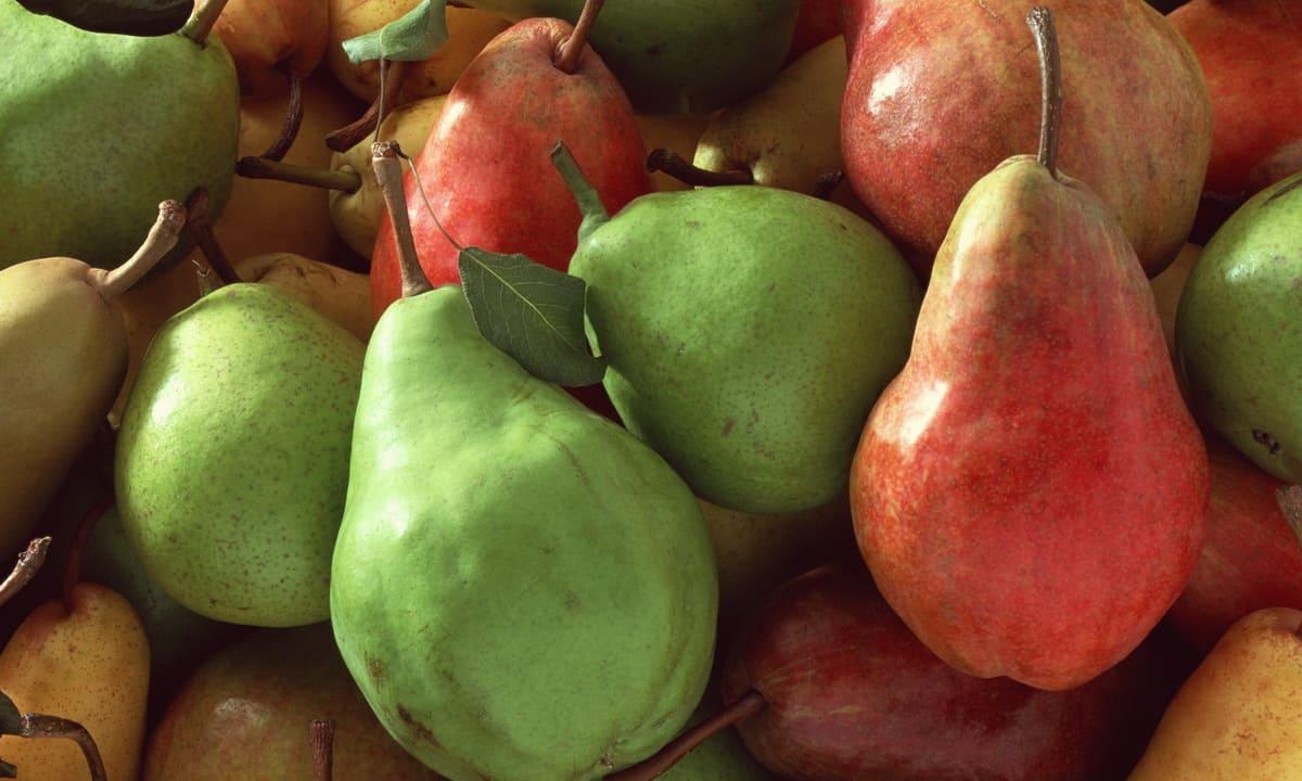 5 причин регулярно есть грушу