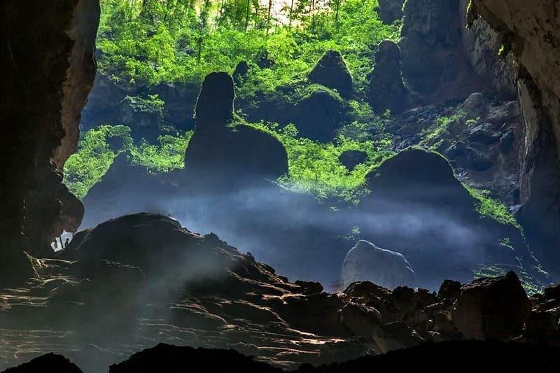 Мир пещеры Шондонг