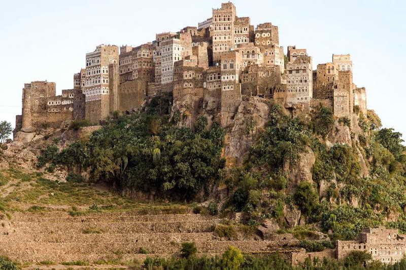 Эль-Хаджера Йемен