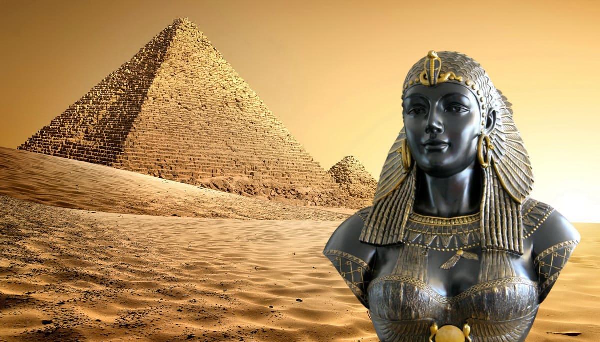 10 интересных фактов о цивилизации Древнего Египта