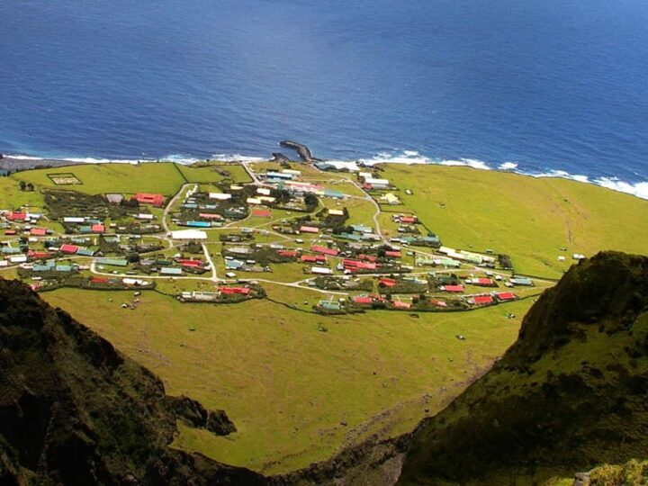 8 самых изолированных мест в мире