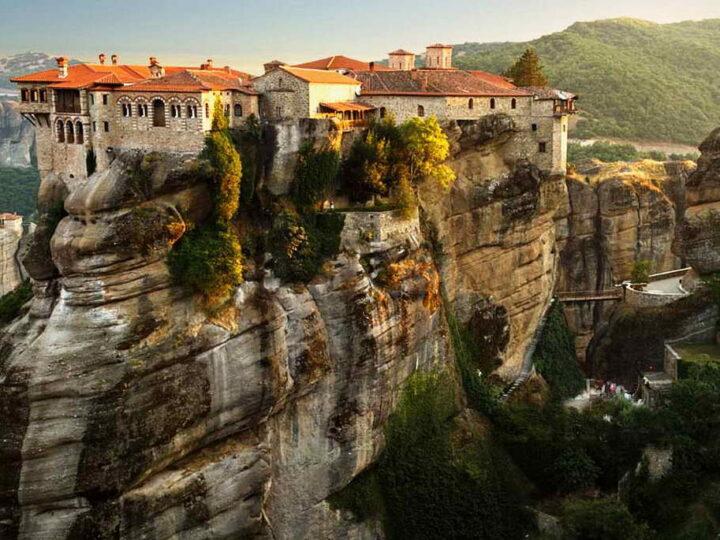 7 странных мест, где живут люди