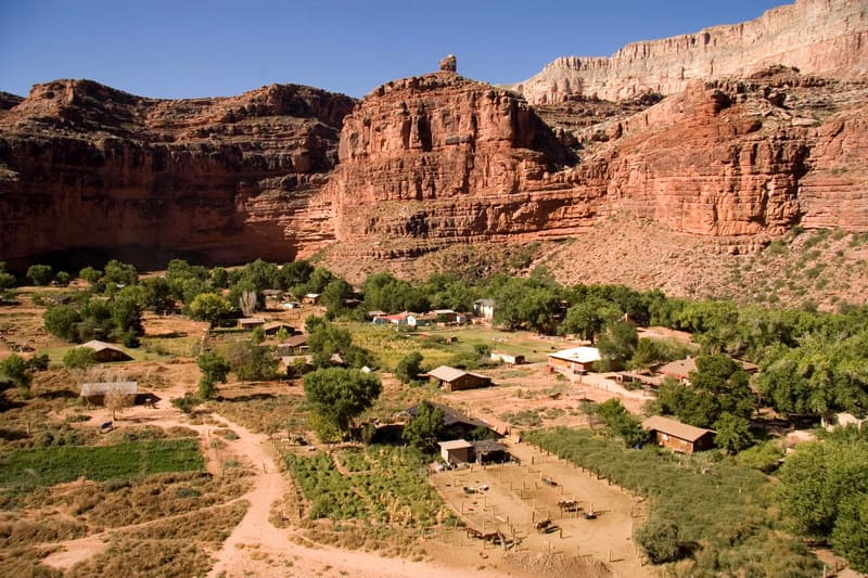 Супай штат Аризона