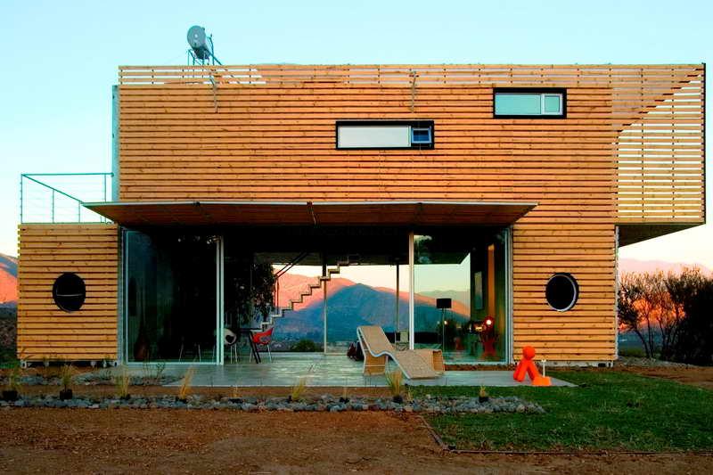 Манифест-дом в Чили