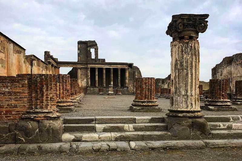 Помпеи Италия