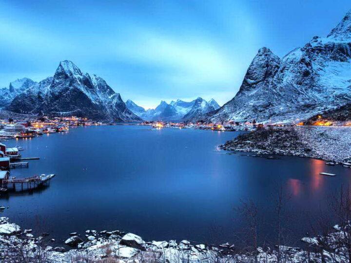 10 природных чудес Норвегии