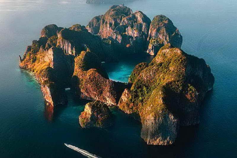 Залив Майя Таиланд