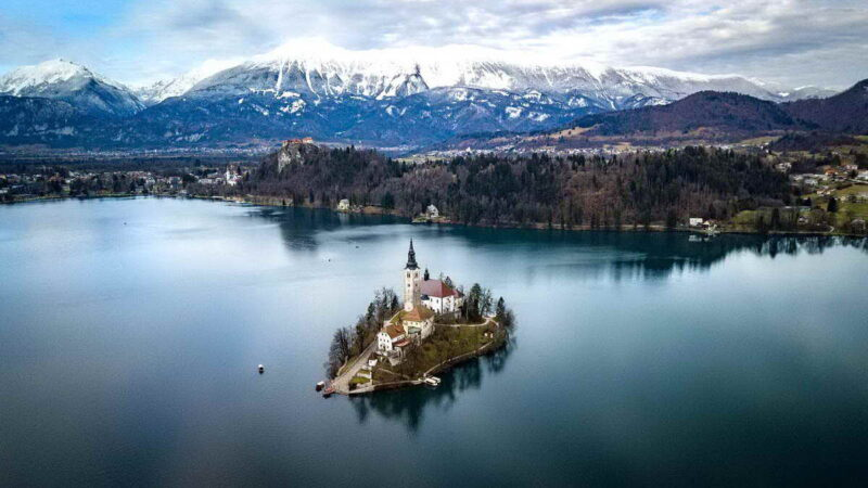 20 потрясающе красивых мест в мире