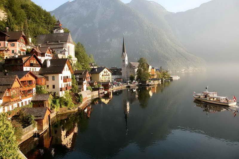 Халльштатт Австрия