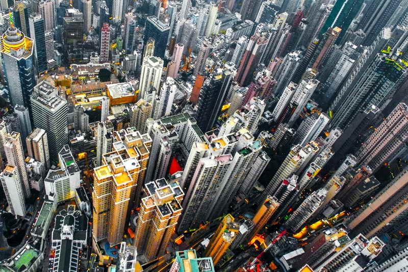 Каменные джунгли Гонконга