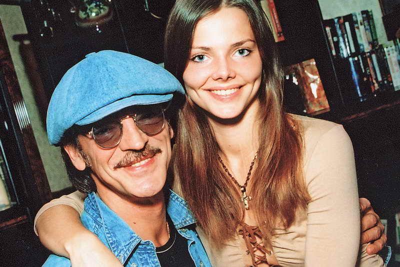 Михаил Боярский и Елизавета Боярская